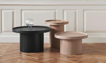 Bolia designové odkládací stolky Plateau Side Table
