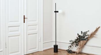 Bolia designové stojací lampy Revolve Floor Lamp