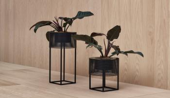 Bolia designové květináče Rondo Flowerpot Low
