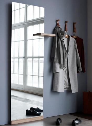 Bolia designová zrcadla Shift Mirror Rectangular