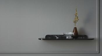 Bolia designové nástěnné police Wafer Shelf