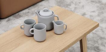 Normann Copenhagen designové šálky Bliss Cup