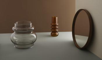 Tivoli designové vázy Balloon Vase Small
