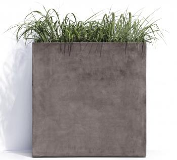Pots designové květináče New York (80 x 30 cm)