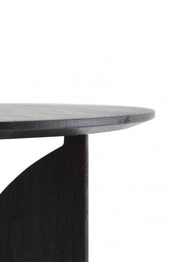 Ethnicraft designové odkládací stolky Fin