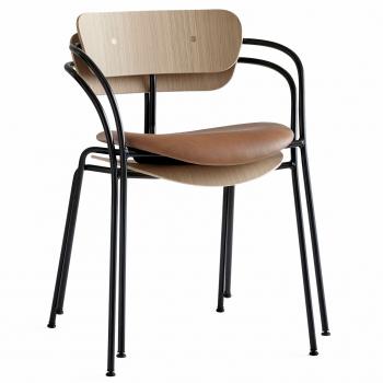 &Tradition designové židle Pavilion Armchair