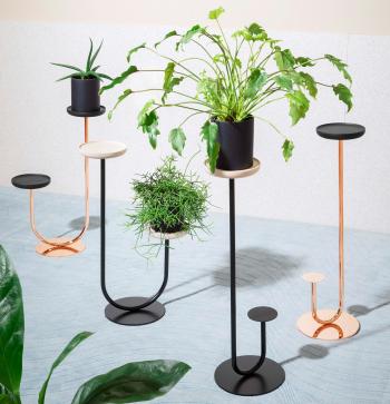 Miniforms designové stojany na květináče Cigales (výška 81 cm)