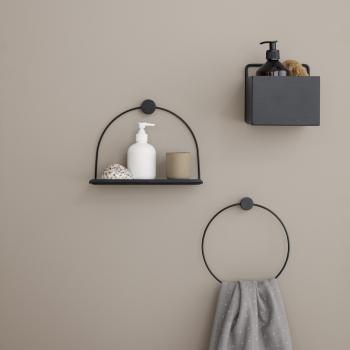 Ferm Living designové nástěnné police Bathroom Shelf