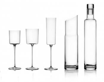 Ichendorf Milano designové sklenice na šampaňské Arles Flute