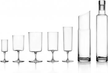Ichendorf Milano designové sklenice na vodu Aix Water Glass