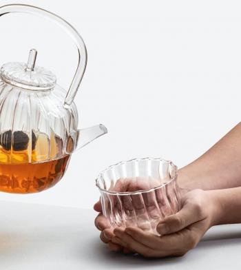Ichendorf Milano designové šálky Cha No Yu Tea Cup