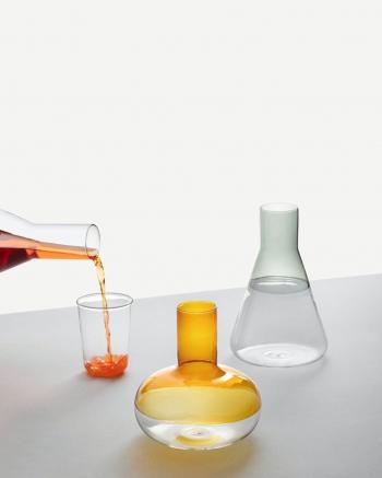 Ichendorf Milano designové karafy Alchemy Bottle Conical