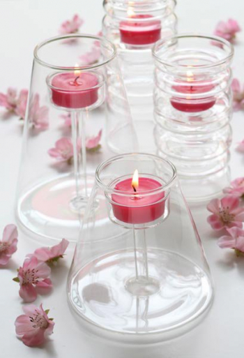Ichendorf Milano designové svícny Abatjour Candle Holder Low