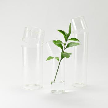Ichendorf Milano designové vázy Attesa Small (výška 17 cm)