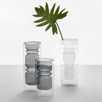 Ichendorf Milano designové vázy Rings Vase (výška 20 cm)