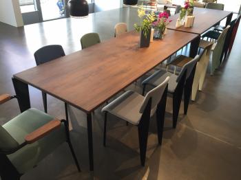Výprodej Vitra designové konferenční stoly Prouvé RAW Flavigny