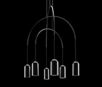 tossB designová závěsná svítidla Bow I