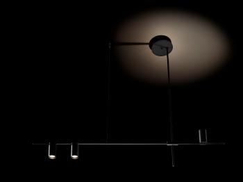 tossB designová závěsná svítidla Tribes I