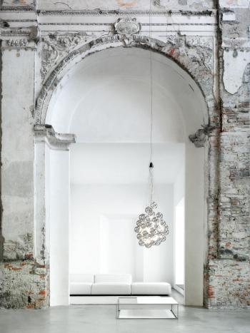Luceplan designová závěsná svítidla Stochastic