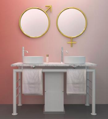 Opinion- Ciatti designová zrcadla Freedom Male 66 cm