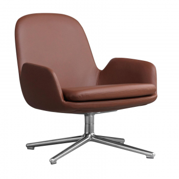 Normann Copenhagen designová křesla Era Lounge Chair Low Swivel