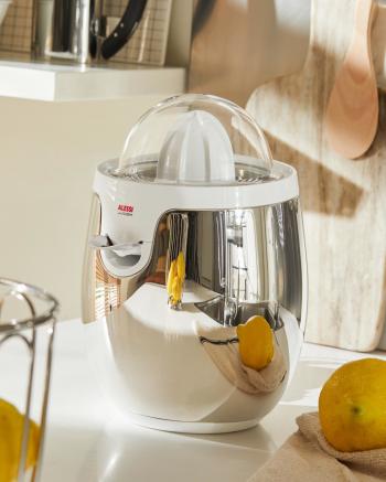 Designové elektrické citrusovače ALESSI Giovannoni Citrus Squeezer