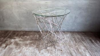 Alessi designové odkládací stolek Blow Up Table