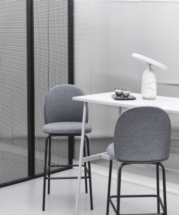 Normann Copenhagen designové židle Ace Bar Chair 65 cm