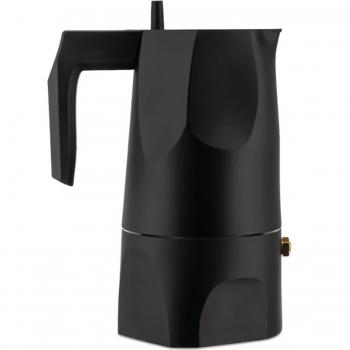 Alessi designové konvice Espresso Ossidiana (objem 7 cl)