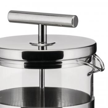 Alessi designové press filter kávovary Rossi (objem 24 cl)