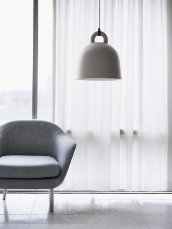 Normann Copenhagen designové závěsná svítidla Bell Lamp XSmall