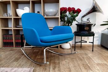Normann Copenhagen designová křesla Era Rocking Chair Lowback