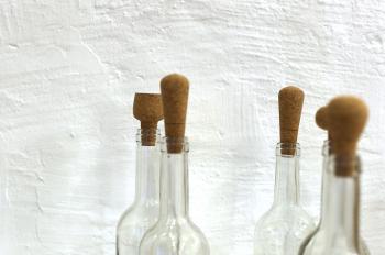 Výprodej Normann Copenhagen designové zátky Wine Bar Stopper (3 kusy)