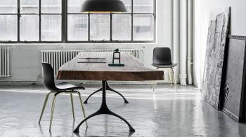 Výprodej designové jídelní stoly Rough Table libanonský cedr 400cm