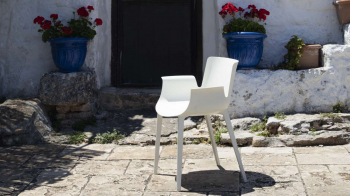 Kartell designové židle Piuma