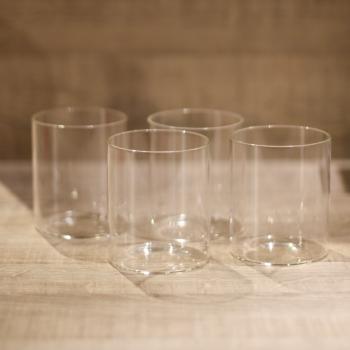 Ichendorf Milano designové sklenice na víno Cilindro XLight Wine Glass