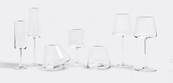 Ichendorf Milano designové sklenice na koňak Manhattan Rolling Cognac