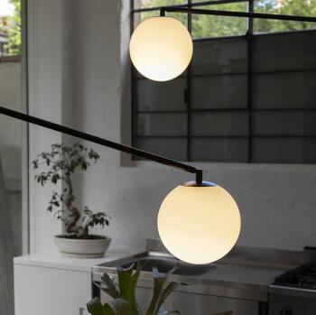 Mogg designové stojací lampy Bitta