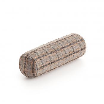 Gan designové zahradní polštáře Garden Layers Small Roll Terracotta