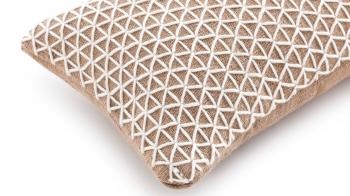 GAN designové polštáře Raw (70 x 40 cm)