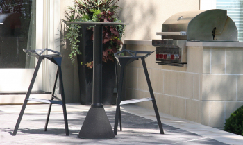 Magis zahradní stoly Table One Bistrot Outdoor Square