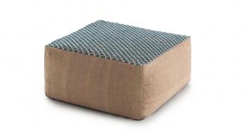GAN designové sedací vaky Raw Small