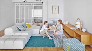 GAN designové sedací vaky Silaï Small
