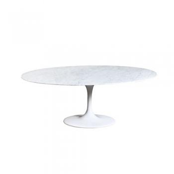KNOLL konferenční stoly Tulip Table oválné