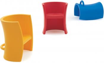 Magis Me Too designové dětské židle Trioli