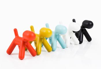 Magis Me Too designové dětské stoličky Puppy extra large