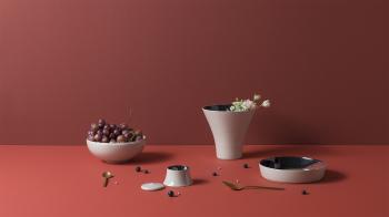 Ibride designové mísy a talíře Ming Muse
