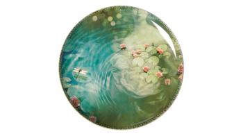 Ibride designové talíře Narcisse