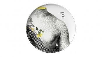 Ibride designové talíře Parnasse