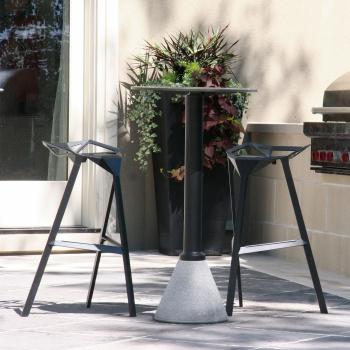 Magis designové barové židle Stool_One (výška 74 cm)